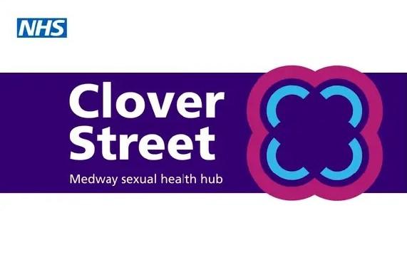 NHS CLover Street Logo