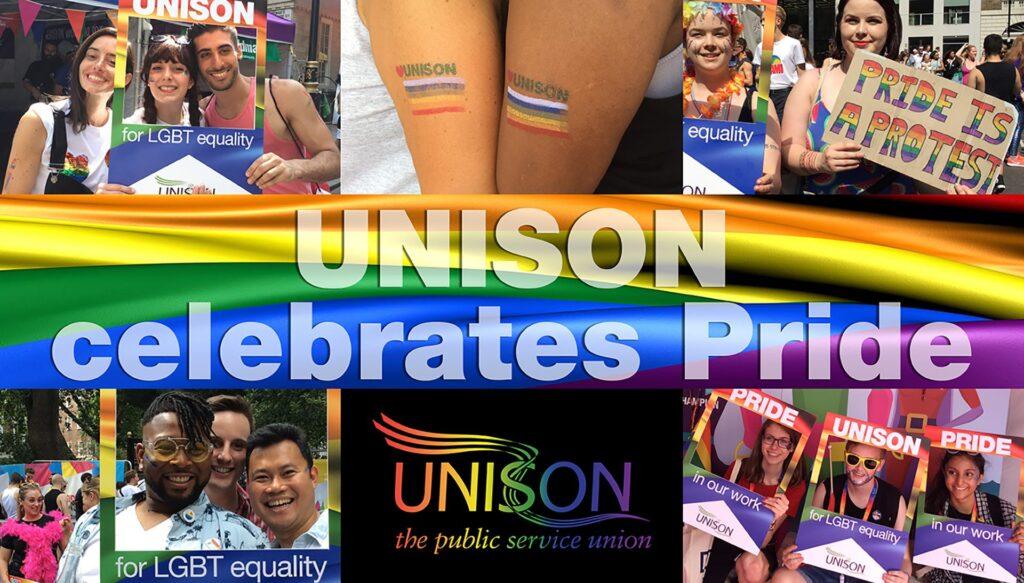 Unison Pride