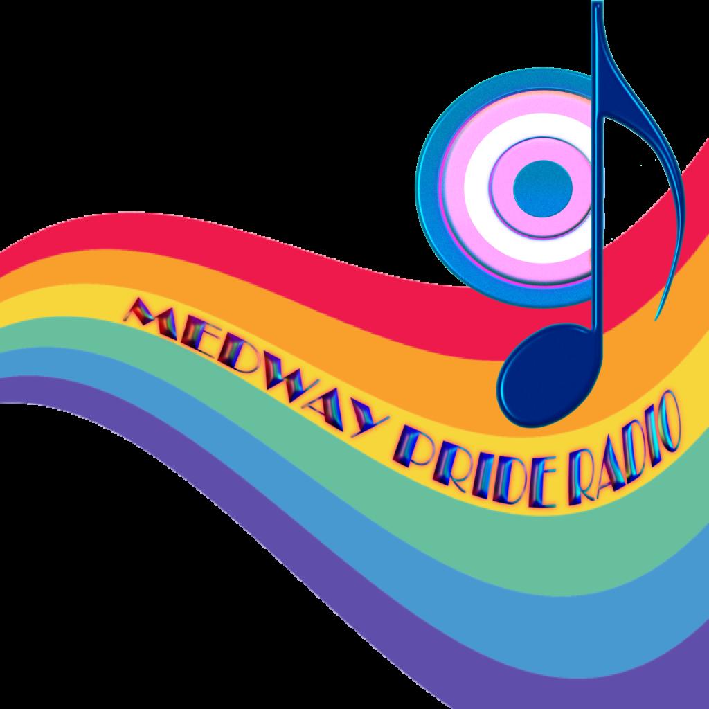 Medway Pride logo